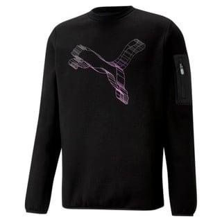 Зображення Puma Толстовка Avenir Double-Knit Crew Neck Men's Sweater