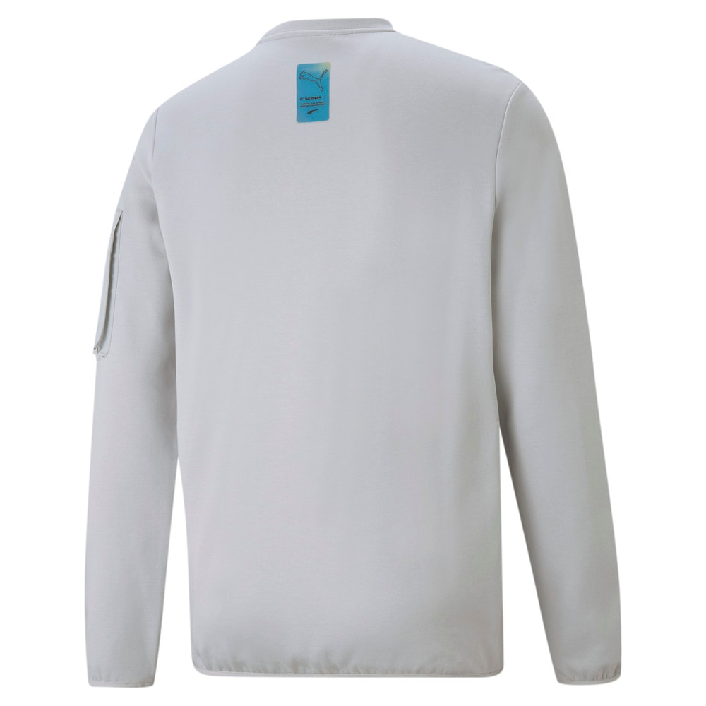 Изображение Puma Толстовка Avenir Double-Knit Crew Neck Men's Sweater #2