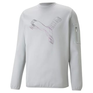 Изображение Puma Толстовка Avenir Double-Knit Crew Neck Men's Sweater