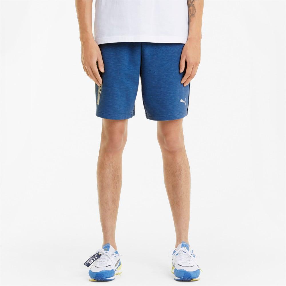 Image Puma Porsche Legacy Men's Sweat Shorts #1