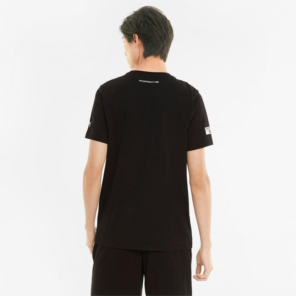 Görüntü Puma PORSCHE LEGACY GRAPHIC Erkek T-shirt #2