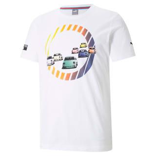 Görüntü Puma PORSCHE LEGACY GRAPHIC Erkek T-shirt