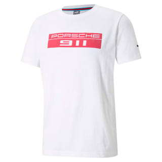 Изображение Puma Футболка Porsche Legacy Big Logo Men's Motorsport Tee