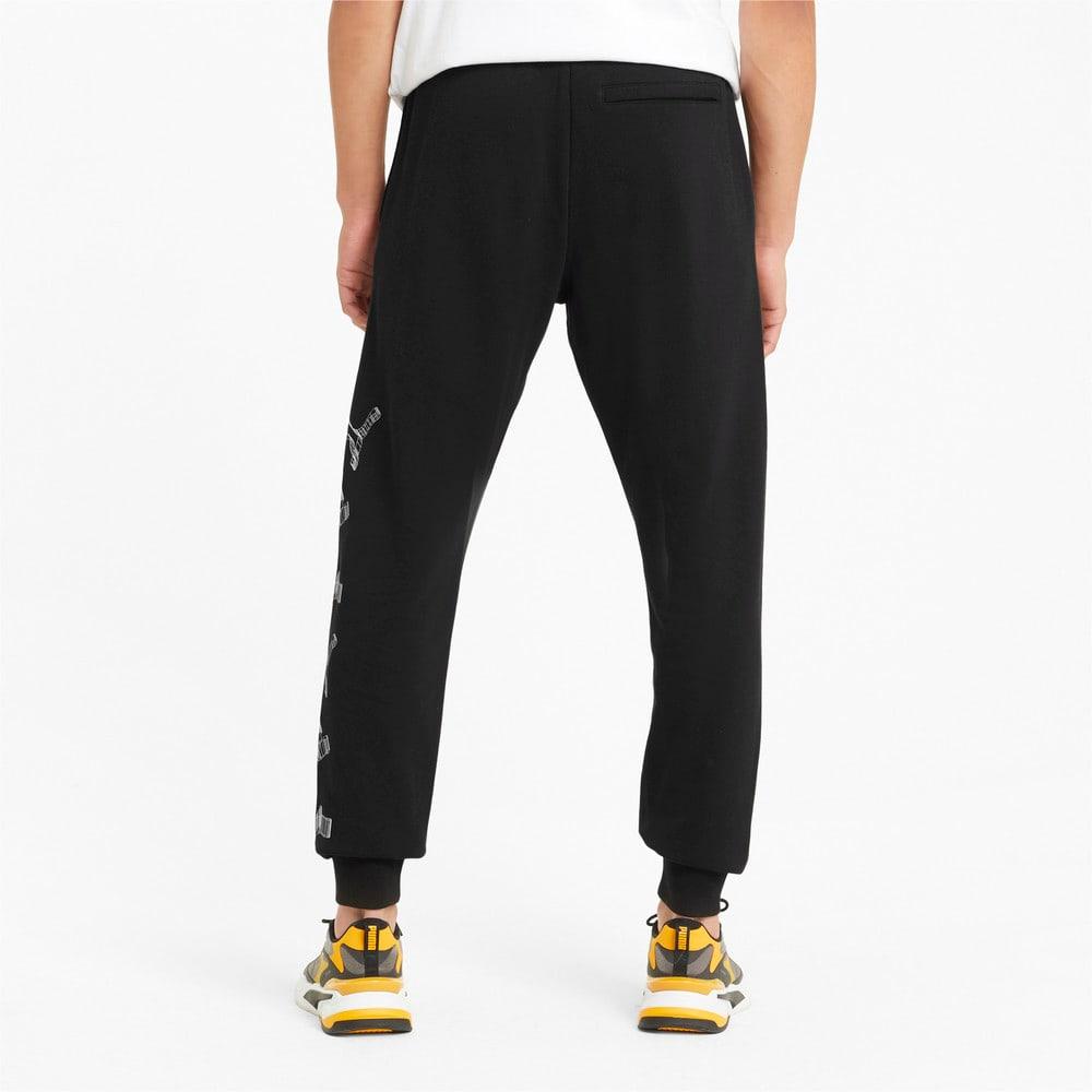 Изображение Puma Штаны Avenir Men's Sweatpants #2: Puma Black