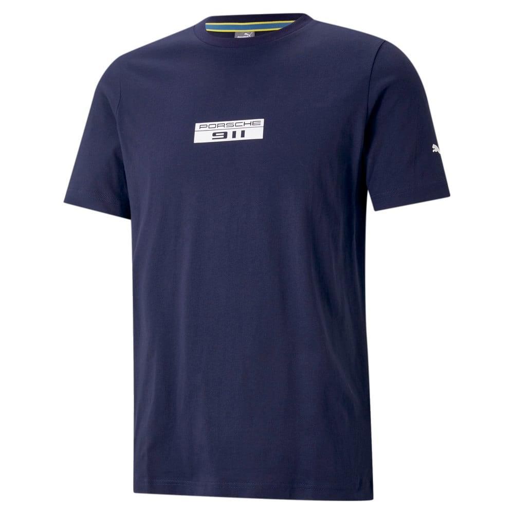 Зображення Puma Футболка Porsche Legacy Men's Logo Tee #1