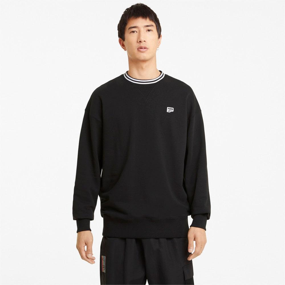Изображение Puma Толстовка Downtown Crew Neck Men's Sweatshirt #1