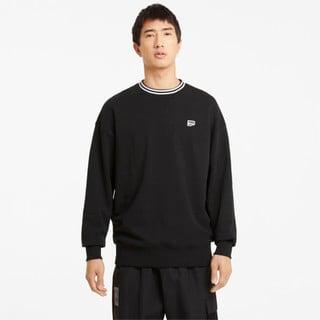 Зображення Puma Толстовка Downtown Crew Neck Men's Sweatshirt