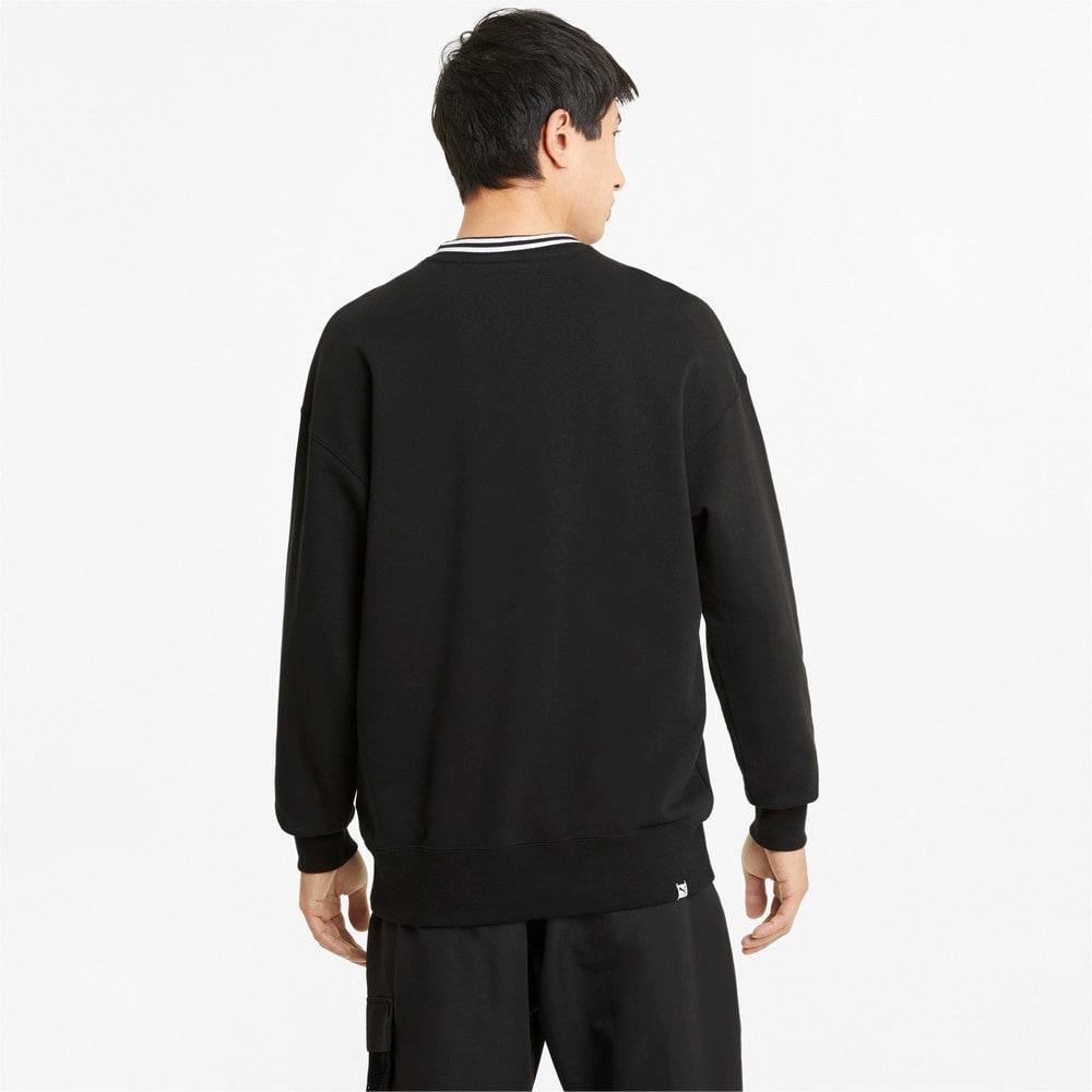 Изображение Puma Толстовка Downtown Crew Neck Men's Sweatshirt #2
