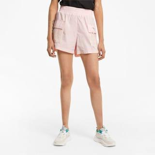 Изображение Puma Шорты Evide Woven Women's Shorts