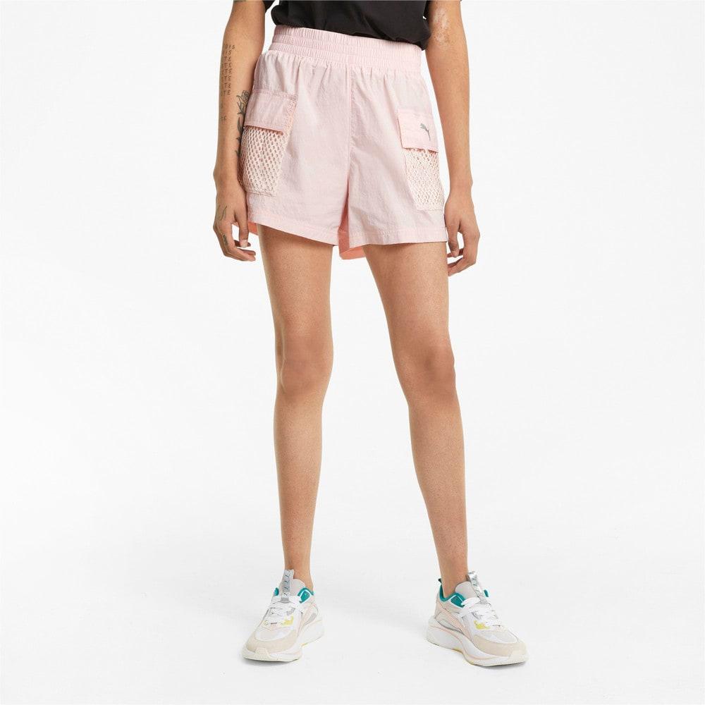 Зображення Puma Шорти Evide Woven Women's Shorts #1