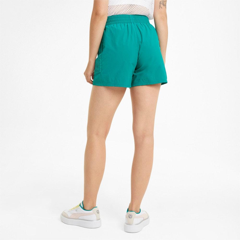 Image PUMA Shorts Evide Woven Feminino #2