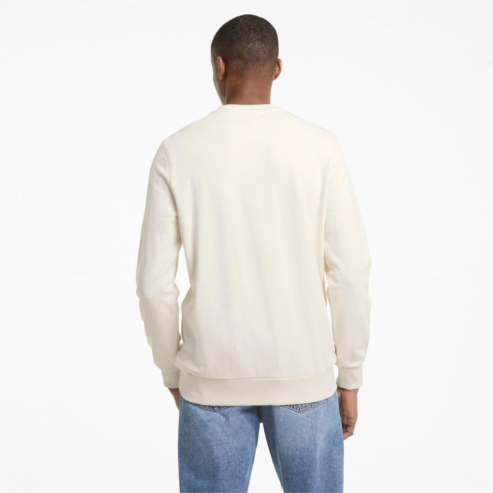 Зображення Puma Толстовка Classics Embro Crew Neck Men's Sweater #2