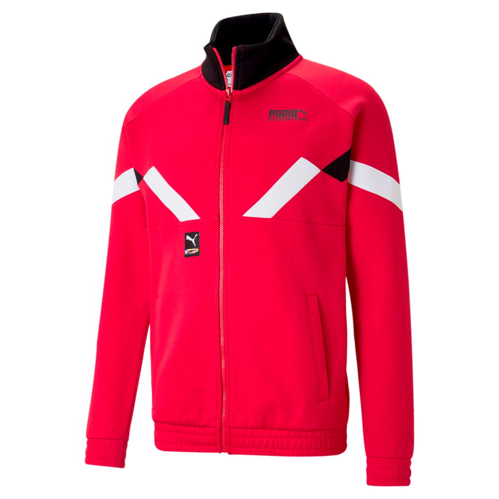 Изображение Puma Олимпийка PUMA International Double Knit Men's Track Top #1