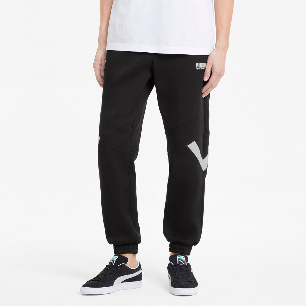 Image Puma INTL Game Men's Double Knit Track Pants #1