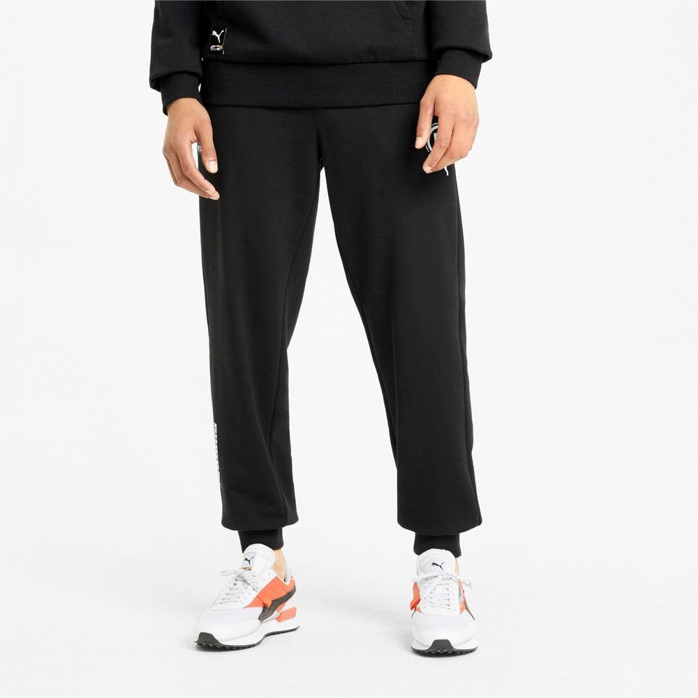 Зображення Puma Штани PUMA International Men's Track Pants #1: Puma Black