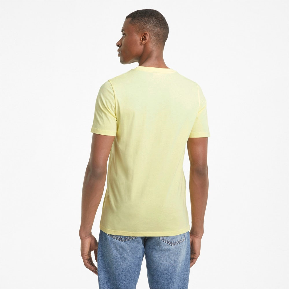 Изображение Puma Футболка PUMA International Men's Tee #2: Yellow Pear