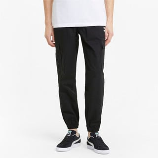 Зображення Puma Штани Classics Cotton Twill Men's Sweatpants
