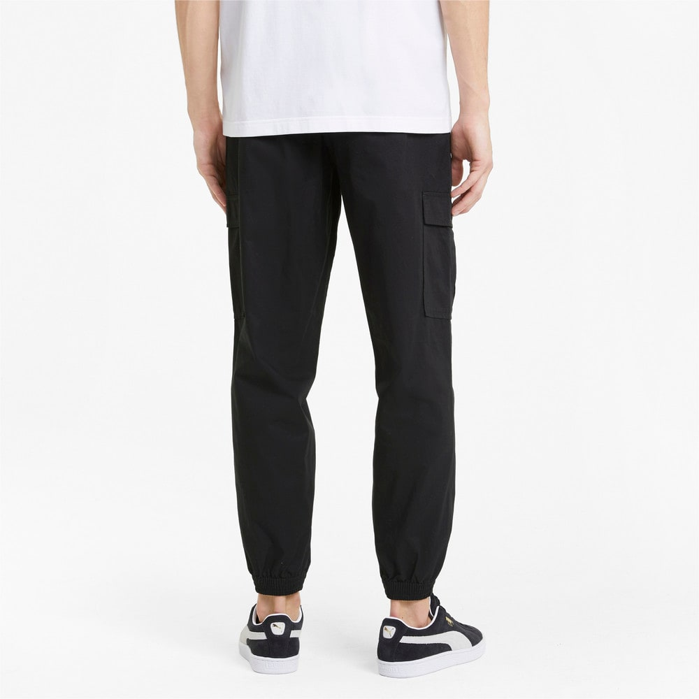 Image Puma Classics Cotton Twill Men's Sweatpants #2