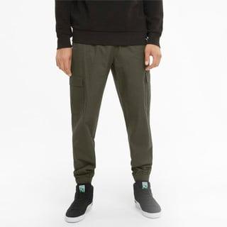 Изображение Puma Штаны Classics Cotton Twill Men's Sweatpants