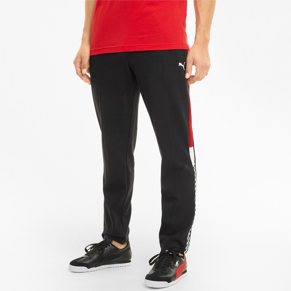 Изображение Puma Штаны Scuderia Ferrari Race XTG Men's Sweatpants #1