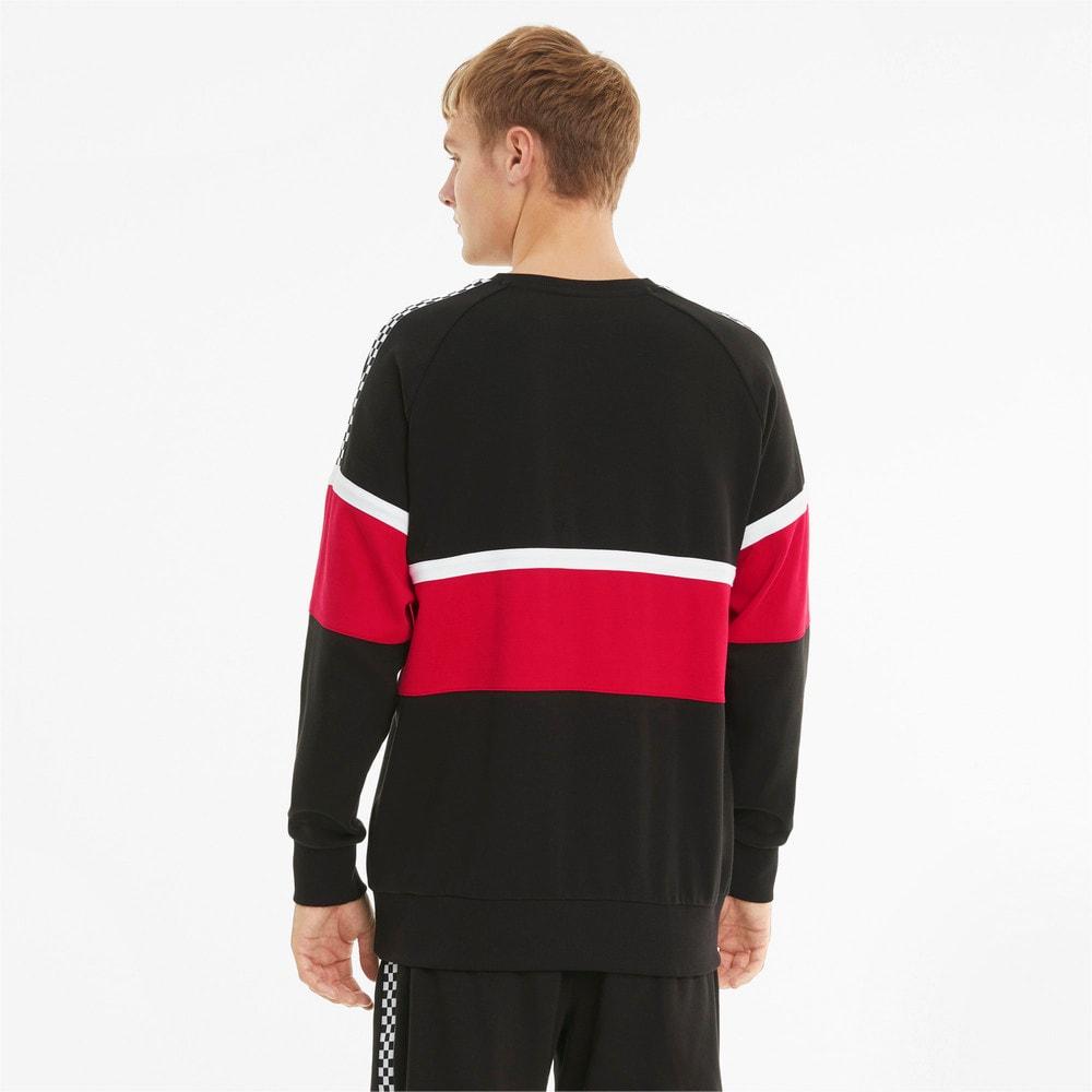 Image Puma Scuderia Ferrari Crew Neck Men's Sweater #2