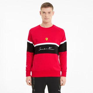 Imagen PUMA Polerón de cuello redondo para hombre Scuderia Ferrari XTG