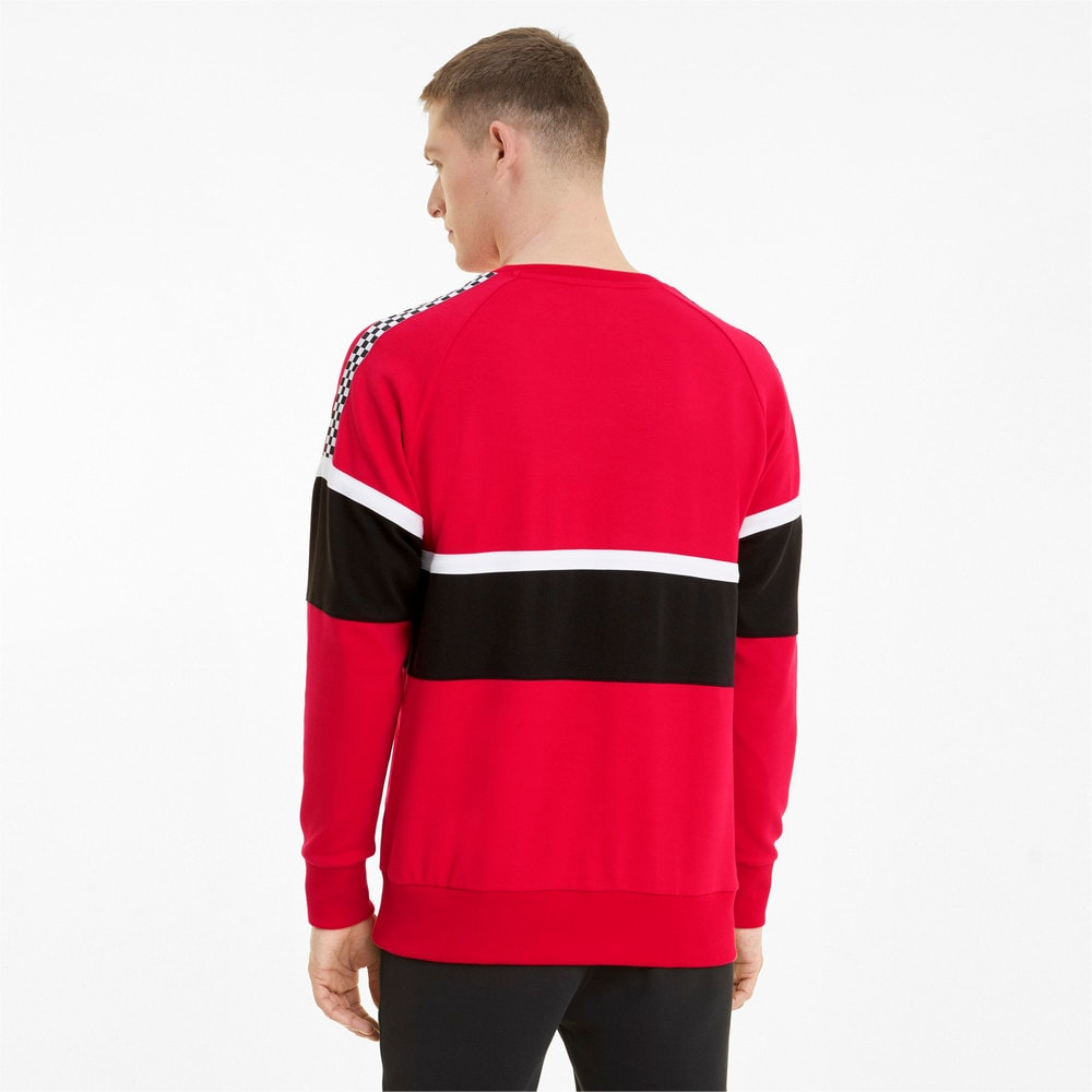 Зображення Puma Толстовка Scuderia Ferrari XTG Crew Neck Men's Sweater #2