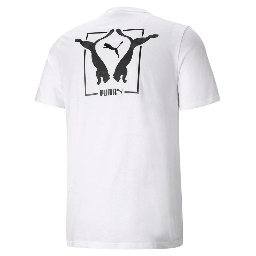 Görüntü Puma CLASSICS GRAPHIC Erkek T-shirt #2