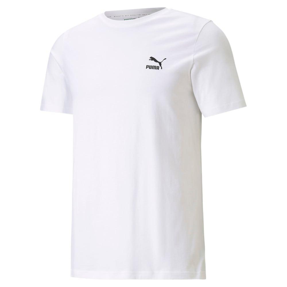 Зображення Puma Футболка Classics Graphic Men's Tee #1: Puma White-Puma Black