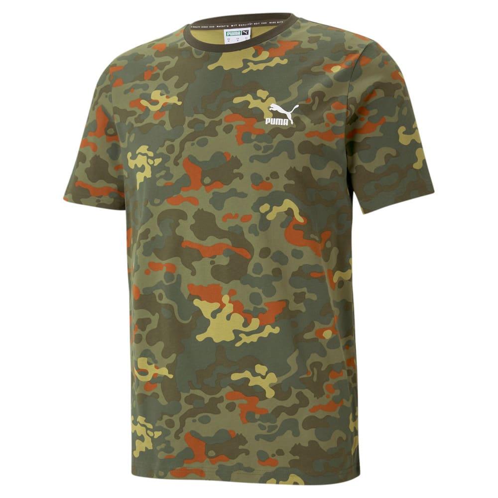 Image PUMA Camiseta Classics Graphics Printed Masculina #1