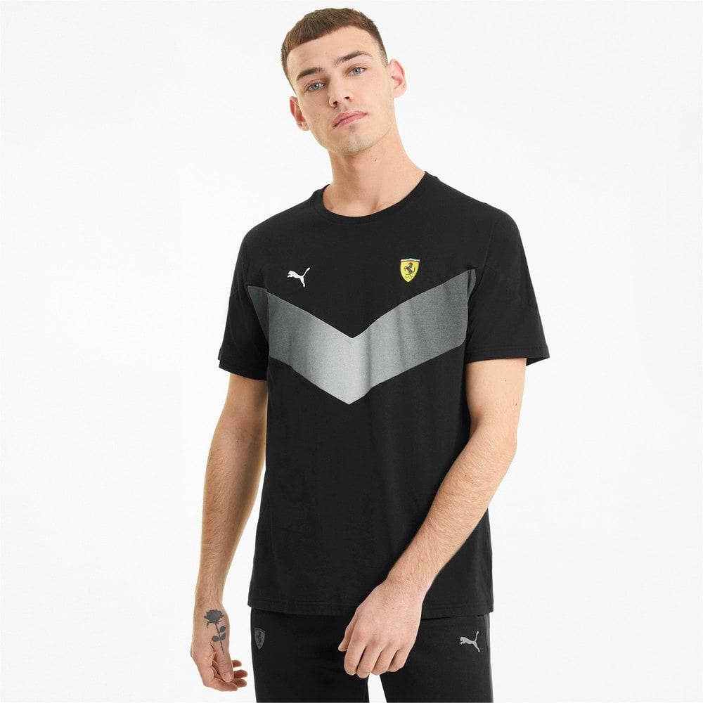 Image PUMA Camiseta Scuderia Ferrari MCS Masculina #1