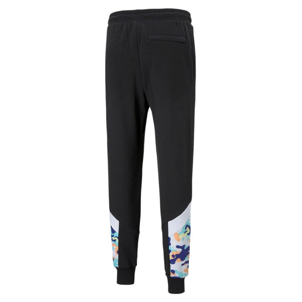 Imagen PUMA Pantalones deportivos estampados para hombre Classics MCS #2