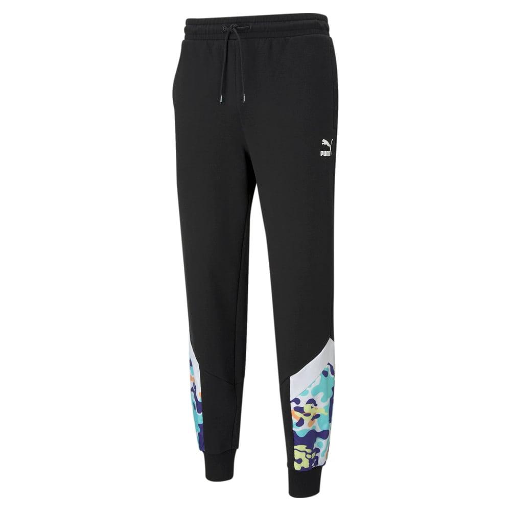 Imagen PUMA Pantalones deportivos estampados para hombre Classics MCS #1