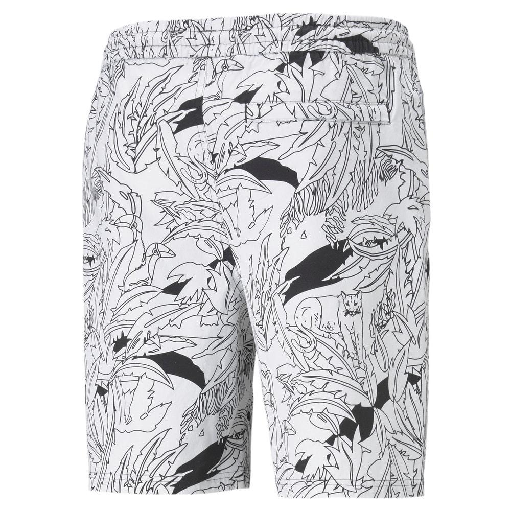 Imagen PUMA Shorts estampados para hombre Classics #2