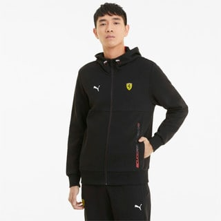 Зображення Puma Толстовка Scuderia Ferrari Race Hooded Men's Sweat Jacket