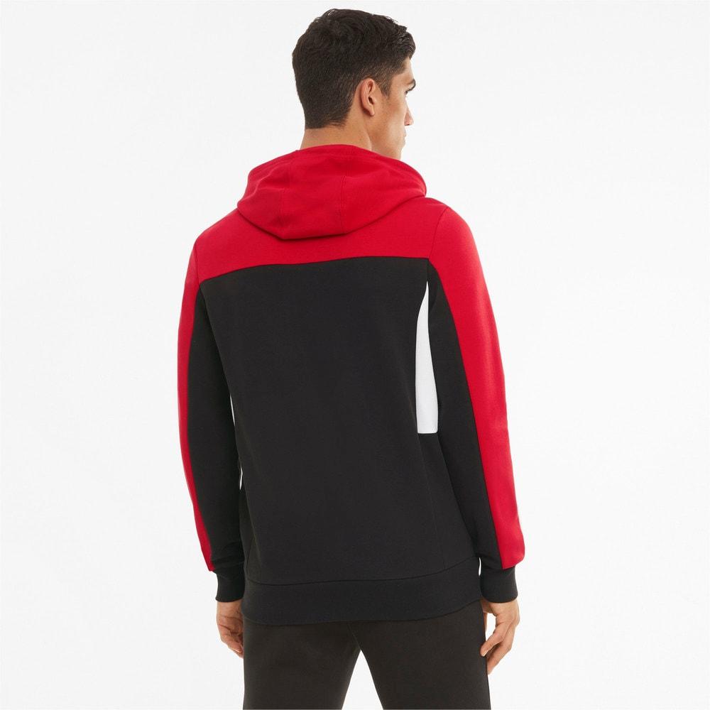 Image Puma Scuderia Ferrari Race Hooded Men's Sweat Jacket #2