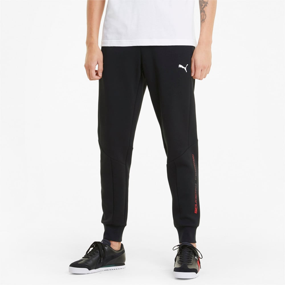 Зображення Puma Штани Scuderia Ferrari Race Men's Sweatpants #1