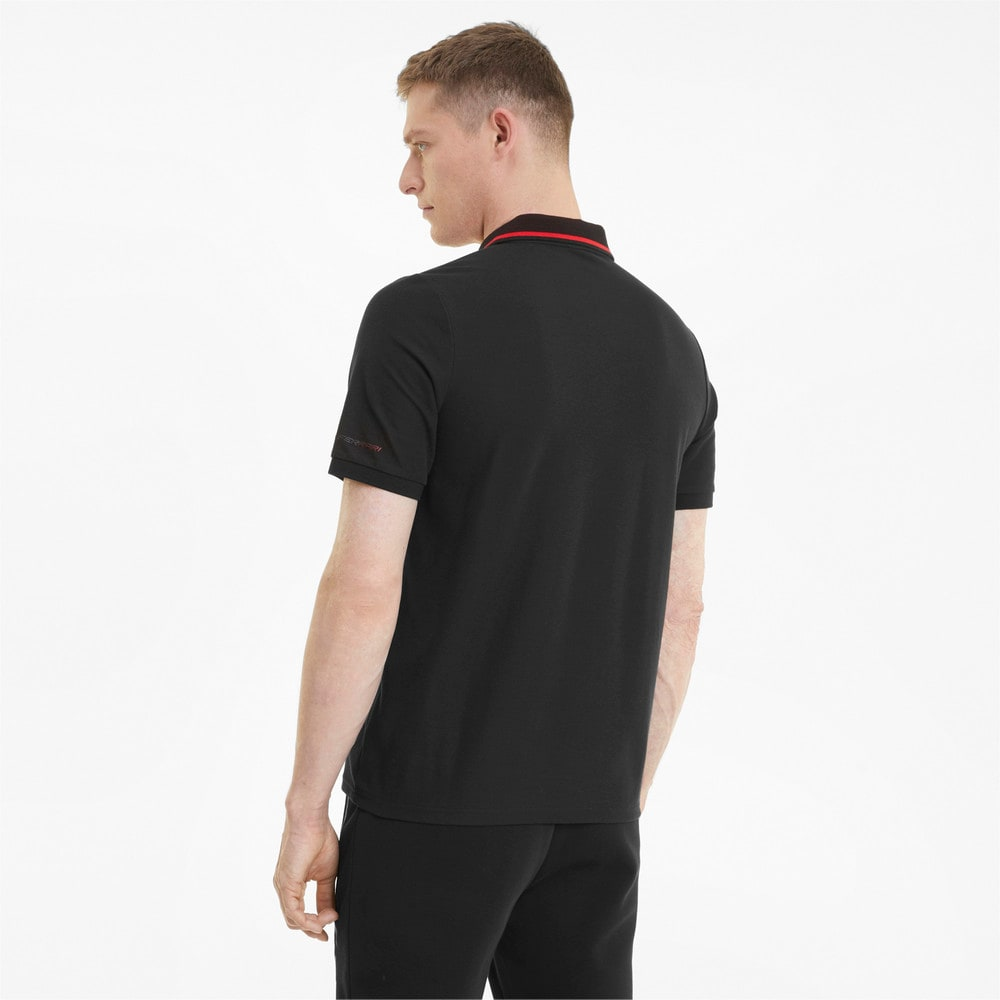 Зображення Puma Поло Scuderia Ferrari Race Men's Polo Shirt #2