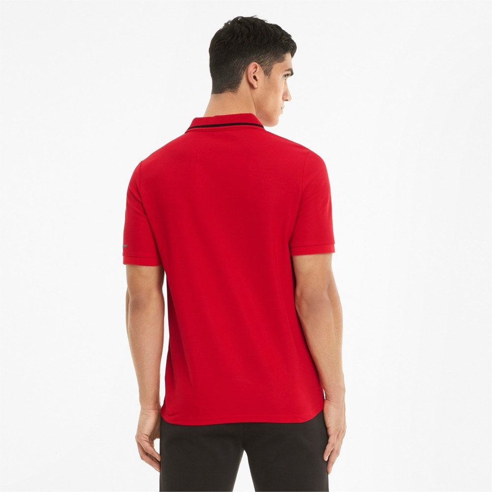 Изображение Puma Поло Scuderia Ferrari Race Men's Polo Shirt #2