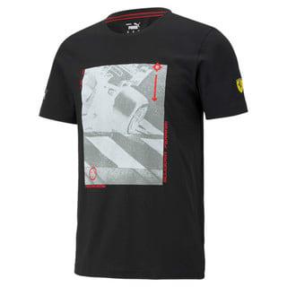 Görüntü Puma SCUDERIA FERRARI Race GRAPHIC Erkek T-shirt