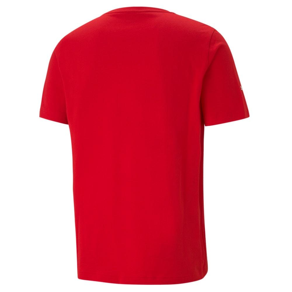 Görüntü Puma SCUDERIA FERRARI Race GRAPHIC Erkek T-Shirt #2
