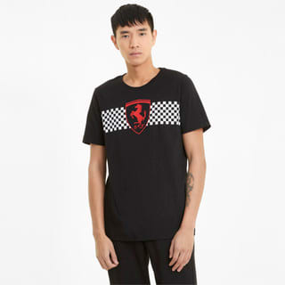 Изображение Puma Футболка Scuderia Ferrari Chequered Flag Men's Tee