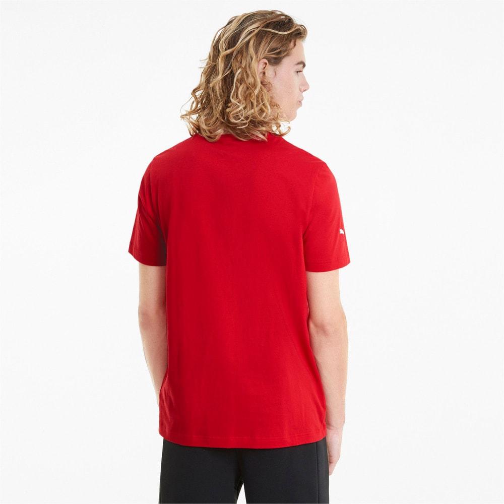Image PUMA Camiseta Scuderia Ferrari Chequered Flag Masculina #2
