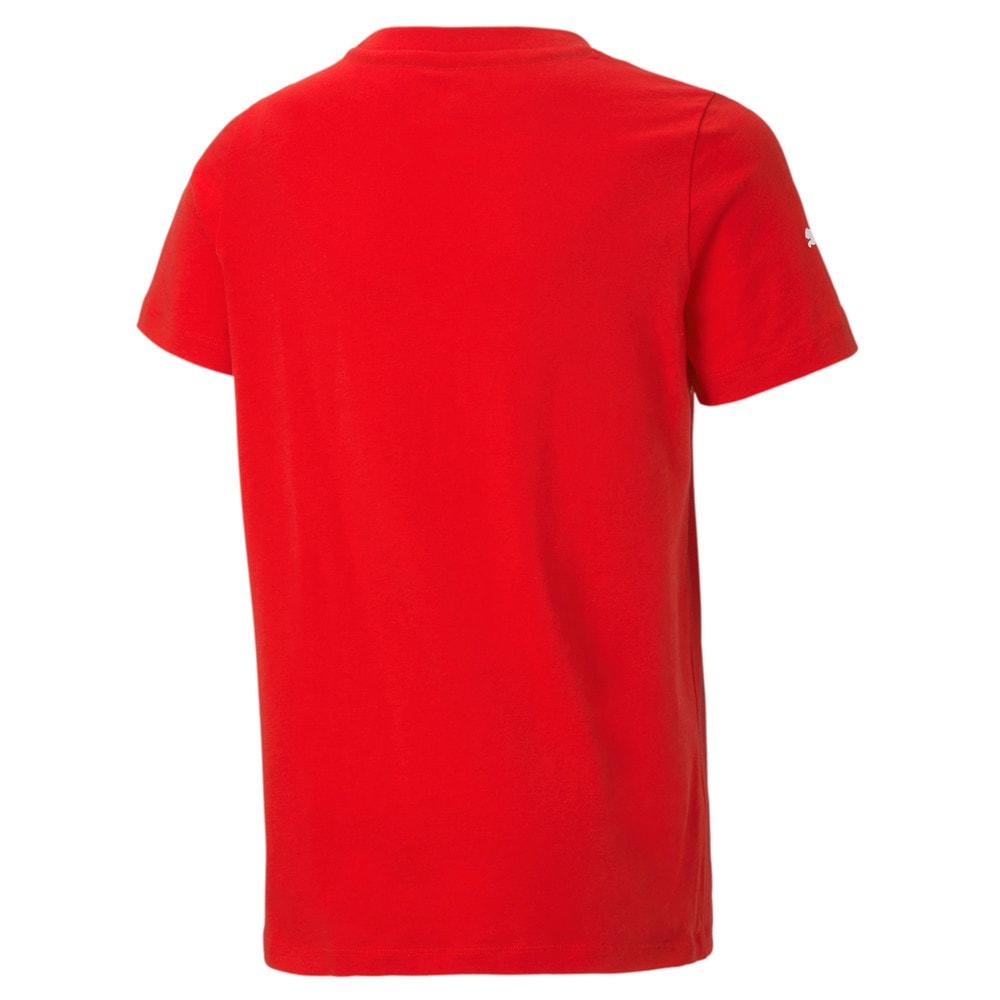 Görüntü Puma SCUDERIA FERRARI RACING Çocuk BIG T-Shirt + #2