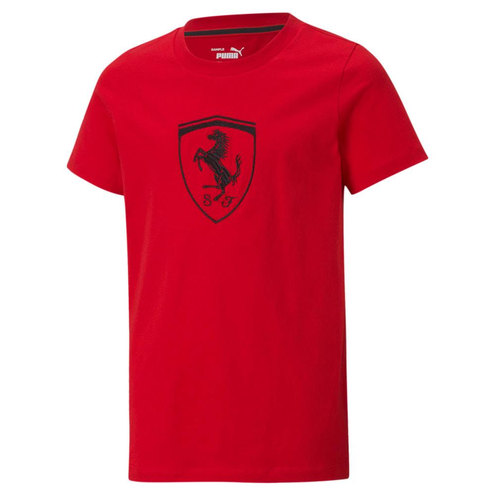 Görüntü Puma SCUDERIA FERRARI RACING Çocuk BIG T-Shirt + #1