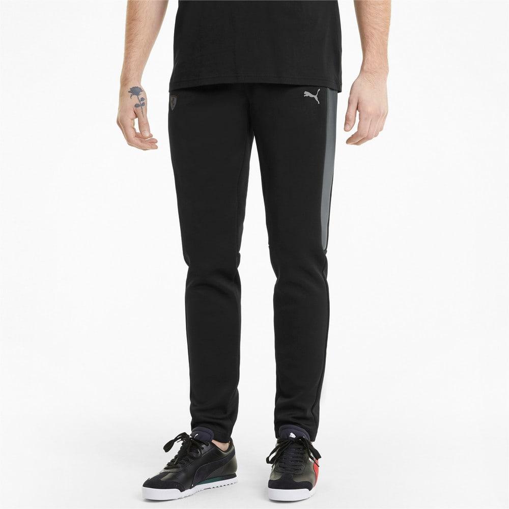 Зображення Puma Штани Scuderia Ferrari Style T7 Men's Track Pants #1