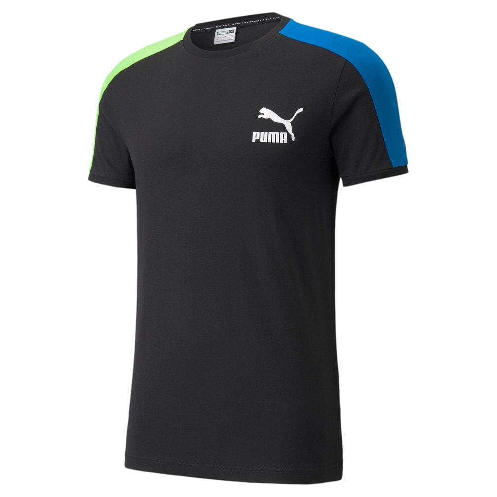Görüntü Puma ICONIC T7 Erkek T-shirt #1