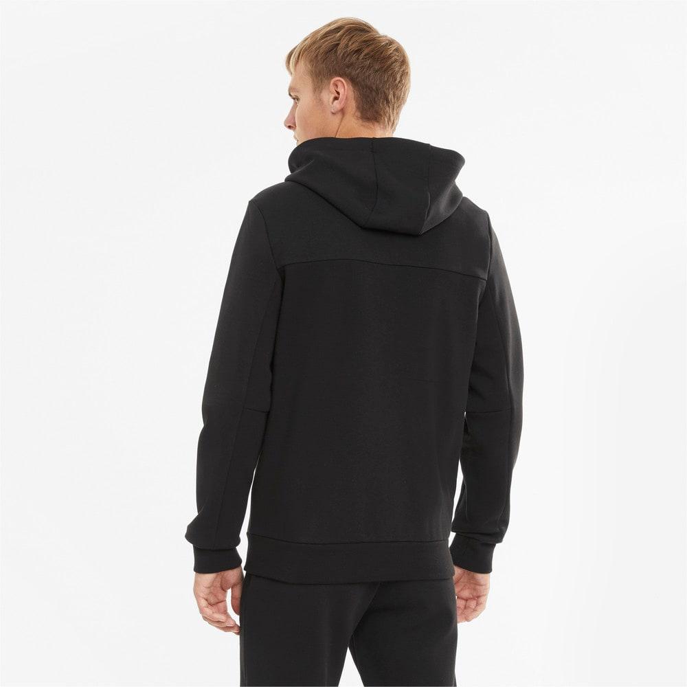 Görüntü Puma SCUDERIA FERRARI Style Kapüşonlu Erkek Sweat Ceket #2