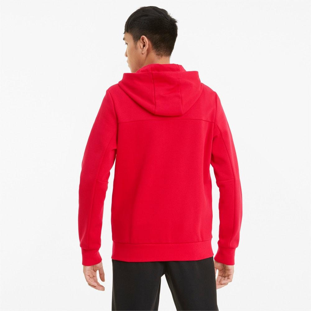 Изображение Puma Толстовка Scuderia Ferrari Style Hooded Men's Sweat Jacket #2