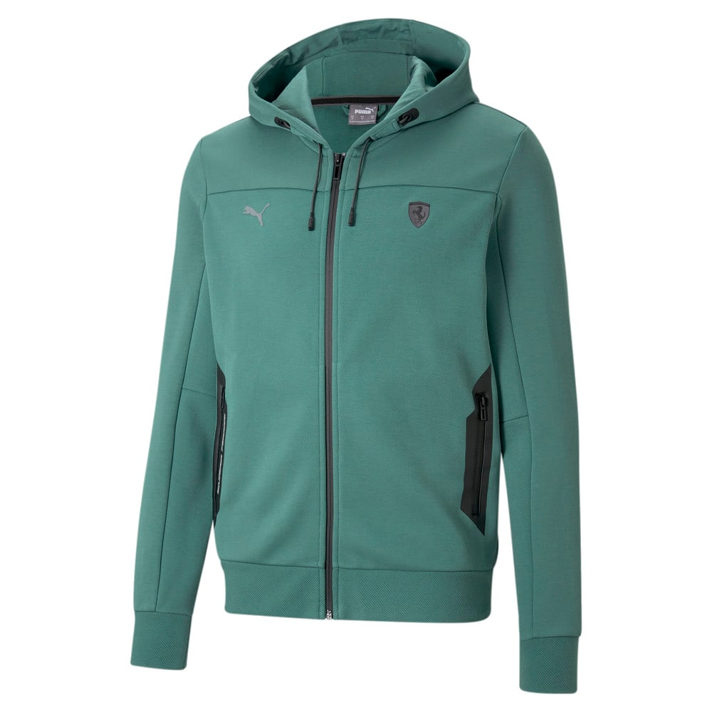 Изображение Puma Толстовка Scuderia Ferrari Style Hooded Men's Sweat Jacket #1
